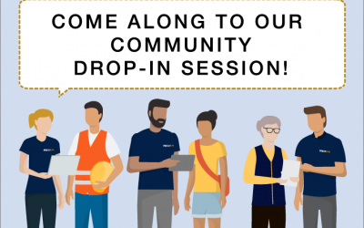 Community drop-in session